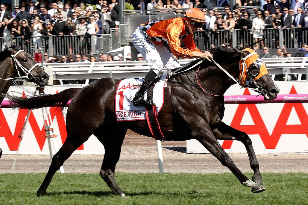 Ace High chase another Group I win at Flemington on Saturday.