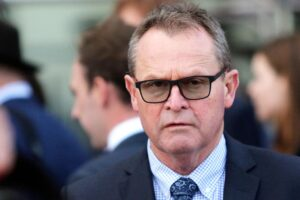 RV chief steward Robert Cram and his team imposed three conditions on Darren Weir's disqualification.