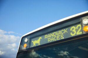 It's twilight racing on the Kensington circuit at Randwick on Thursday