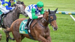 Moonlight Maid is at double-figure odds to win the Warrnambool Cup. Picture: Racing Photos via Getty Images