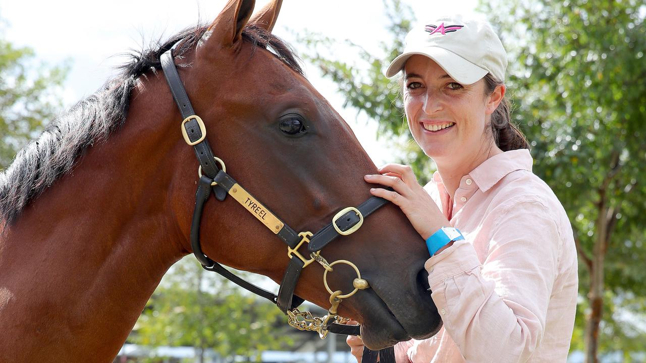 Annabel Neasham managed Ciaron Maher's Sydney stable before going out on her own as a trainer. Picture: Toby Zerna