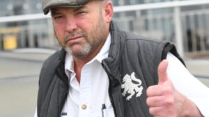 Black Caviar's trainer Peter Moody says his Australian counterparts are at least equal to the best trainers in the world. Picture : Getty Images.