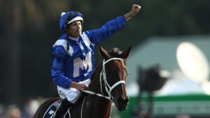 Hugh Bowman and Winx combined for 25 Group 1 wins. Picture: Getty Images