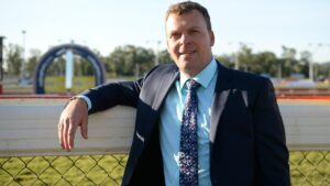 Racecaller Rick McIntosh has apologised for his comments.