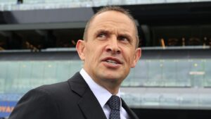 There will be no Midway races for horses trained by Chris Waller. Picture: Getty Images