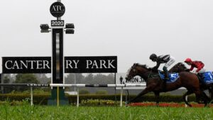 The Australian Turf Club says it has no plans to sell Canterbury racecourse. Picture: AAP