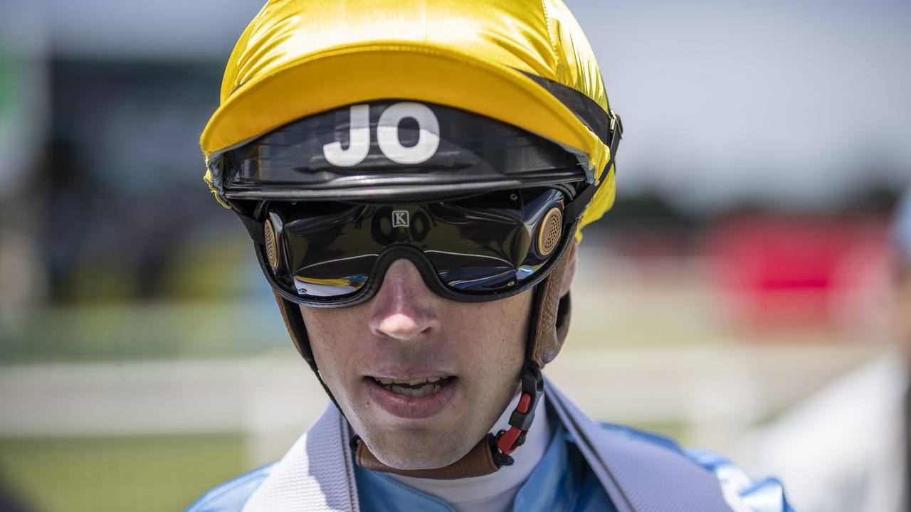 James Orman will replace Nash Rawiller aboard Sweet Deal in the Tatt's Tiara. Picture: AAP