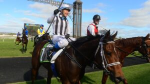 Clare Lindop will begin her new role with Racing SA next week.