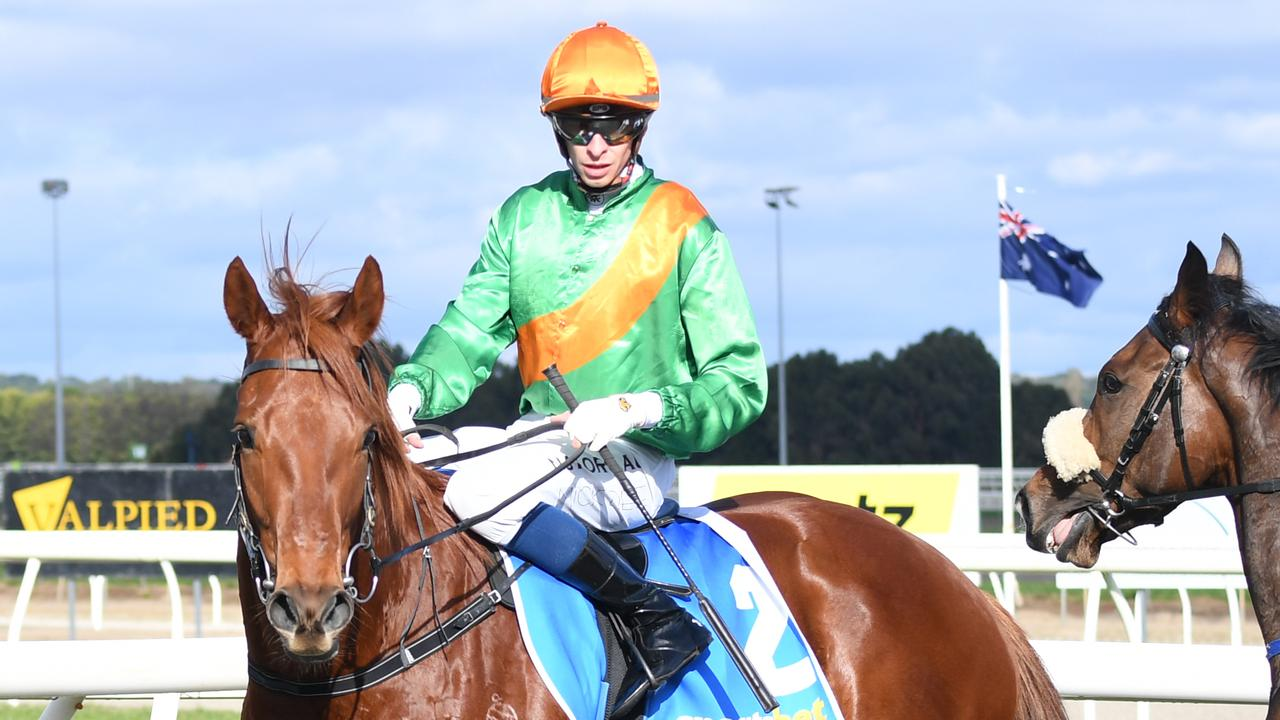 Michael Dee has a strong book of rides to start the racing week at Pakenham. Picture: Getty