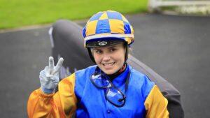Winona Costin is the jockey to follow at Taree. Picture: Mark Evans–Getty Images