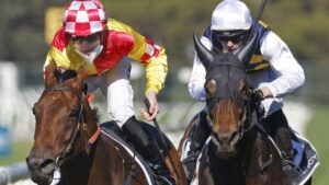 Spencer (L) is set to back up at Grafton. Picture: Mark Evans–Getty Images