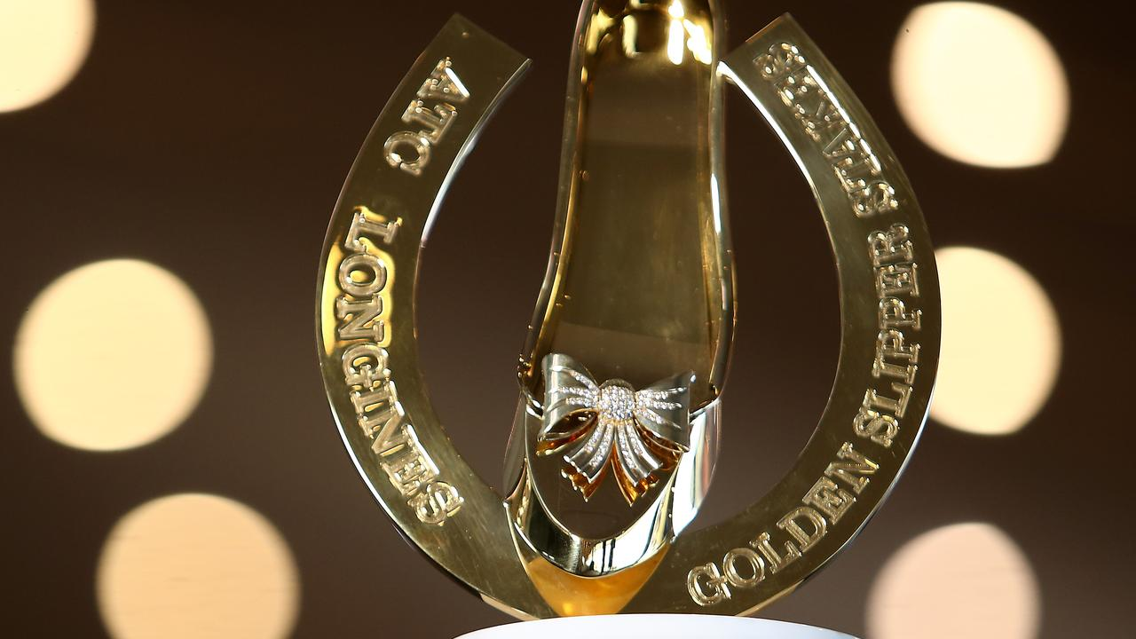 There are more than 2300 entries for the 2022 Golden Slipper. Picture: Getty Images
