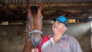 Trainer Brett Bellamy has a strong hand at Taree on Monday.