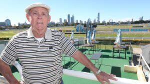 Queensland trainer Noel Doyle has passed away. Picture: Mike Batterham