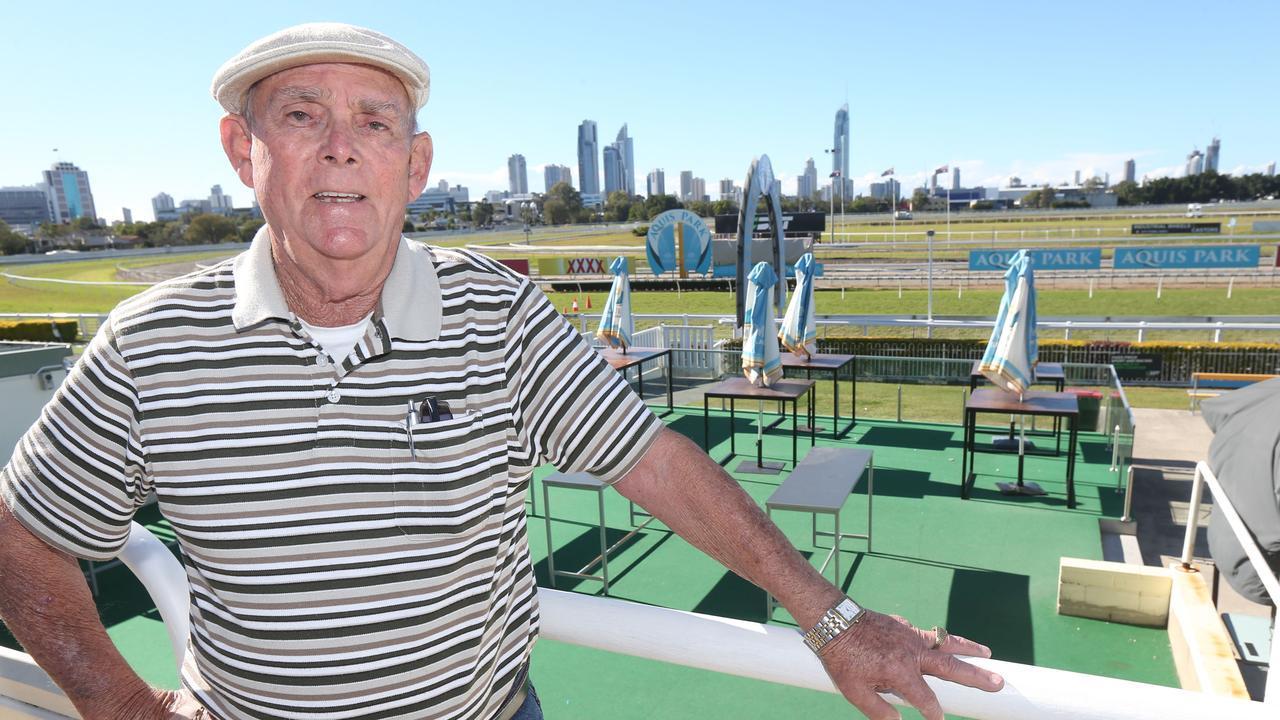 Queensland trainer Noel Doyle has passed away. Picture: Mike Batterham