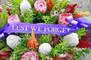 Anzac day racing is at Gosford