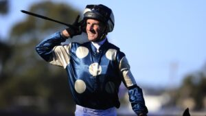 Glen Boss (pictured on Sir Dragonet) will base himself in Queensland during the winter carnival. Picture: Getty Images