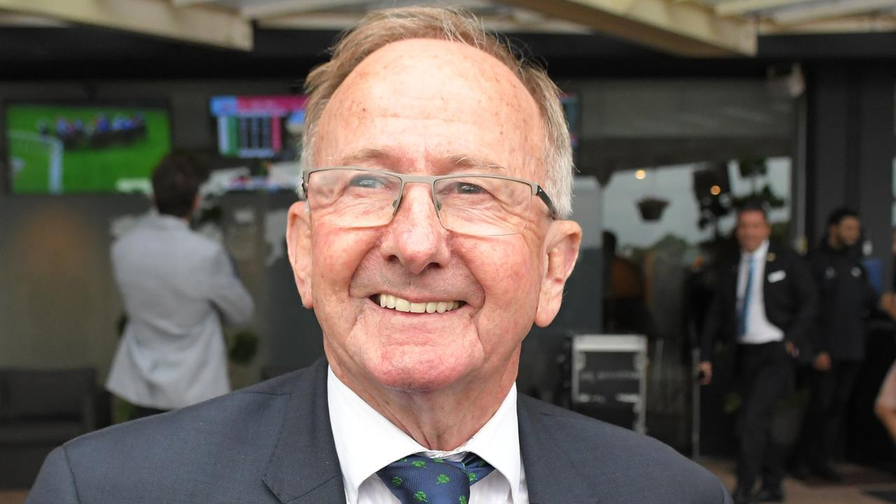 Trainer Ron Quinton is looking forward to the debut of well-bred filly De An Andretti. Photo: Simon Bullard/AAP Image