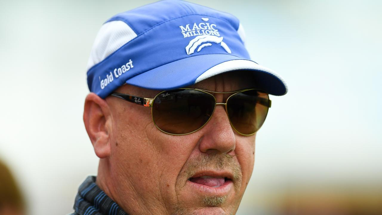 Darryl Hansen has a good chance at Ipswich on Monday.