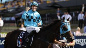 Tommy Berry can now ride at The Championships after having his whip ban reduced on appeal. Picture: Getty Images