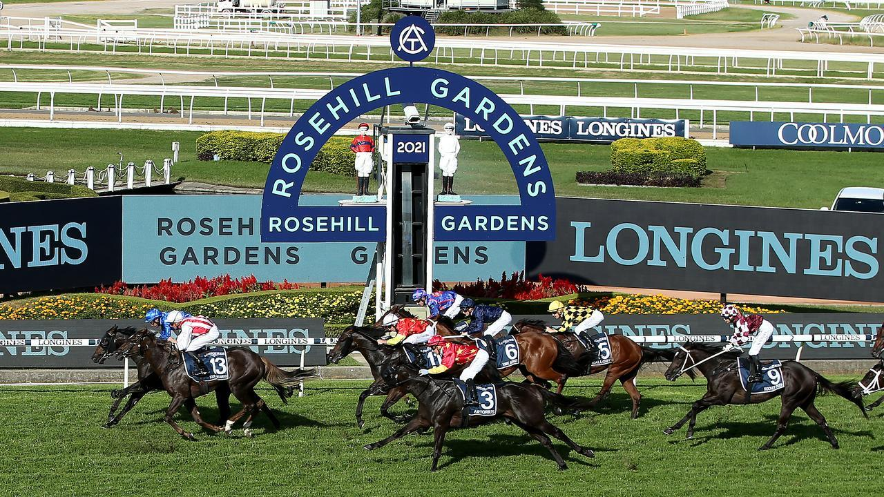 Rosehill. Photo: Jason McCawley/Getty Images.
