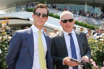 Hoping its a huge day for the Price and Kent stable.