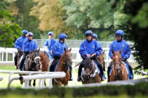 Love backing horses in the Godolphin blue and two of our specials at Hawkesbury on Thursday will wear the famous colours