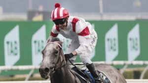 Classique Legend won The Everest last year. Picture: Getty Images
