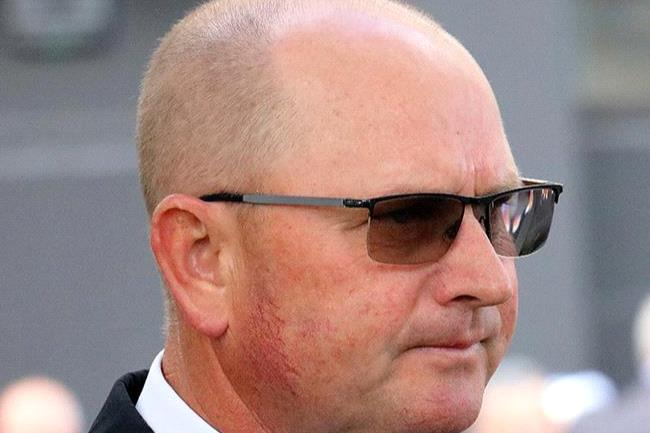 Graeme Carey is expecting this trainer to have a good day on his home track on Saturday