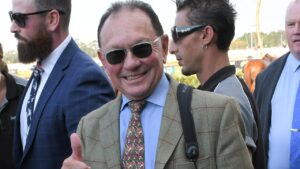 Trainers Gary Moore (pictured) and brother John have dissolved their recently-formed Sydney training partnership. Picture: AAP