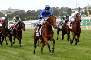 Bivouac won the 2020 Newmarket Handicap and I think another Godolphin galloper can take out the 2021 edition on Saturday.