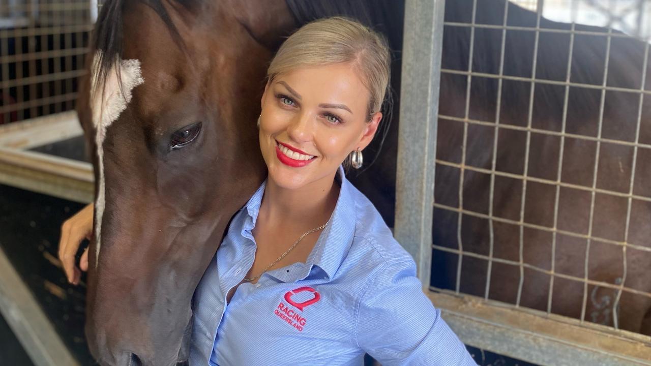 Kiaarn Holland has returned to racing as an industry educator with Racing Queensland.
