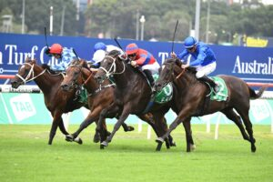 What a contest the Chipping Norton Stakes was.