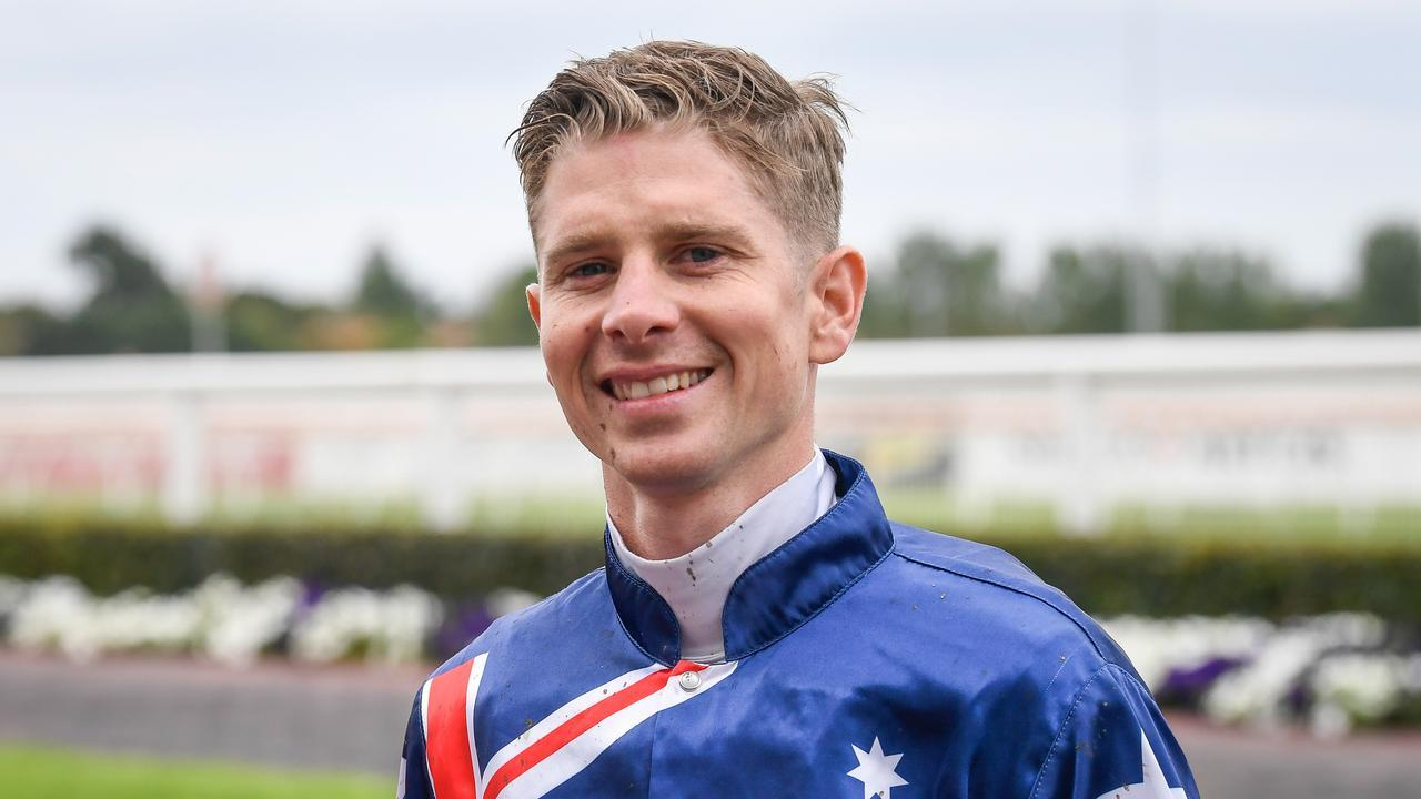 Jye McNeil missed his rides at Pakenham on Thursday after a COVID-19-related issue. Picture: Reg Ryan