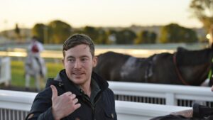Toowoomba trainer Ben Currie.