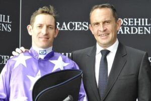 Chris Waller and Hugh Bowman combined for another big race win.