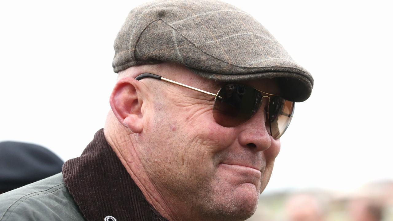 Peter Moody has been confirmed as one of the trainers for The Racing League. Picture: Wayne Ludbey