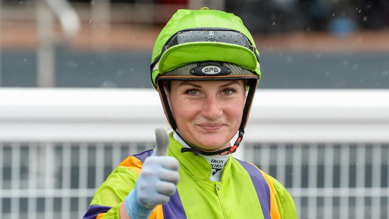 Jamie Kah rode five winners at Caulfield.