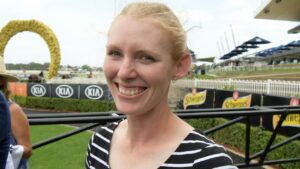 Trainer Natalie Jarvis's pair Dragons Breath and Boomahnoomoonah both initially drew barrier 17 at Sapphire Coast. Picture: AAP