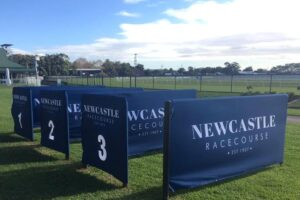 Racing is on the Beaumont circuit at Newcastle on Thursday
