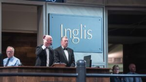 The catalogue for the Inglis Premier Yearling Sales has been released. Picture: Flavio Brancaleone