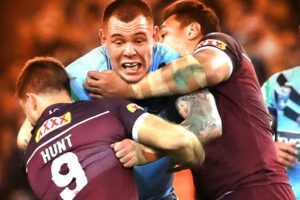 Here come the Queenslanders – once again