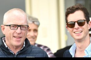Patience with Tavidance is set to pay off for the Mick Price and Michael Kent Jnr stable.