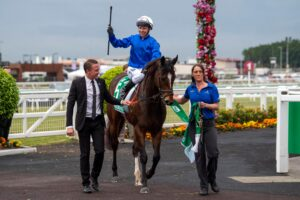 Trekking will be chasing another Group 1 success in the Winterbottom Stakes on Saturday.
