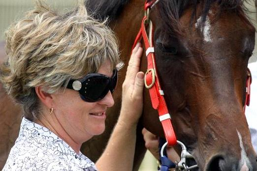 Sue Grills has an interesting runner resuming from an 85-week break at Scone