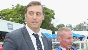 Trainer Tony Gollan is rejoicing over the emergence of Jonker as a new potential star for the stable.