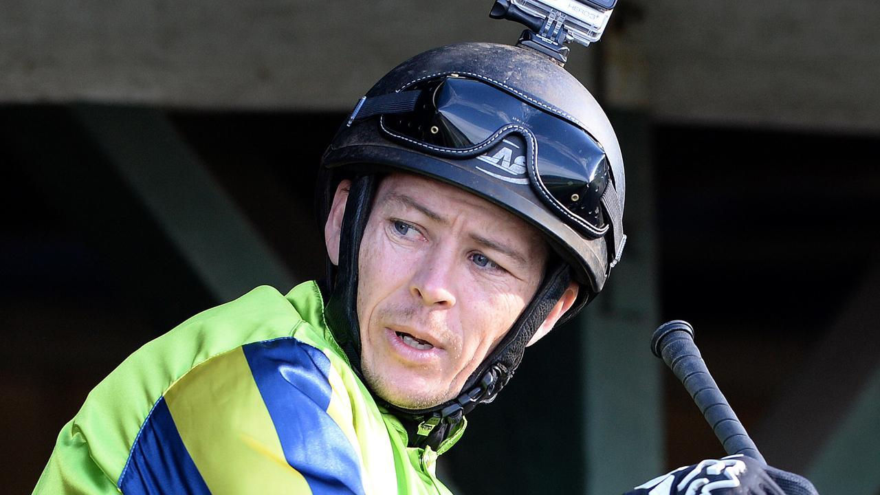 Andrew Gibbons will ride Editors for trainer Ross Stitt in the Kempsey Cup. Picture: Peter Lorimer