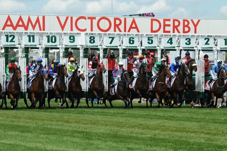 Victoria Derby day.