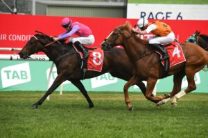 Trumbull took out the Sydney Stakes.