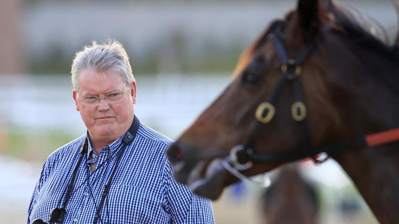 Trainer Anthony Cummings believes it's time The Everest became a Group 1. Picture: Mark Evans/Getty Images